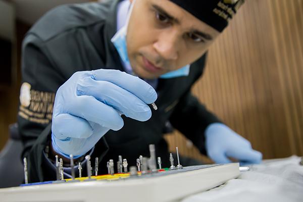 Prof. Doutor Thiago Santana Atuação Odontológica