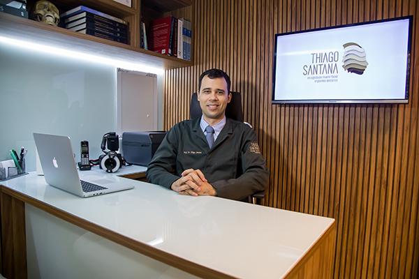 Prof. Doutor Thiago Santana Prêmios e Títulos
