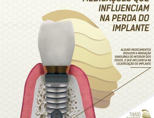 Medicações podem influenciar o seu implante dentário? Saiba tudo!